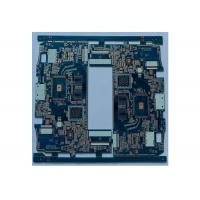 China Soft / Hard Multilayer PCB Board 1.6MM Thickness For Industry Automation Products on sale