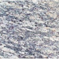 Buy cheap Sell White Bianco purple Cubic Stone from wholesalers