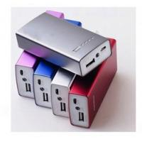 Wholesale Encent brand moblie power bank 5200mah for smartphone from china suppliers