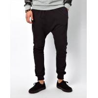 Quality Black Men's Harem Trousers for sale