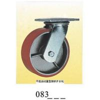 Wholesale Heavy duty caster Cast Iron Caster PU caster from china suppliers