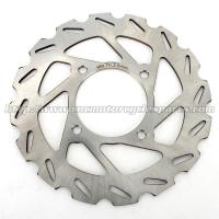Wholesale Motorcycle Brake Disc Quad Bike Rotors And Brakes CAN AM Outlander 400 500 Stainless Steel from china suppliers