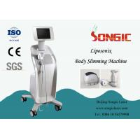 Wholesale High Intensity Focused Ultrasound Fat Reduction Machine / Lipo Slim Machine from china suppliers