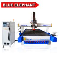 Quality 2050 Fabric Laser Cutting Machine Automatic Carousel Tool Changer For Corrugated Board for sale