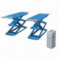 Quality Siccor Car Lifts with Four Hydraumatic Cylinders, Valve to Prevent Outnumber of Maximum Pressures for sale