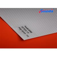 Wholesale High Tensile Strength Plastic Sign Material , Solvent Printable Matte Custom Sign Banner from china suppliers