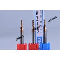 Wholesale HRC55  TiSiN TiAlN Coating , Carbide End Mill , 2*6*4D*50L*4F ,  WF25 , Carbide Cutting tools from china suppliers