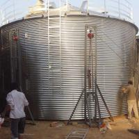 Wholesale Large Volume Grain Feed Silos For Sale EB20016 from china suppliers