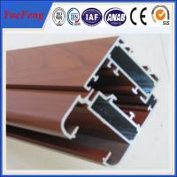 Wholesale New! supply aluminum alloy 6063 t5 decorative aluminum sheet wood aluminum panels for wall from china suppliers
