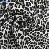 Wholesale F5735-YH lady fashion polyester spandex moss crepe printing finihsing from china suppliers