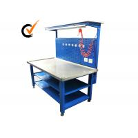 Wholesale Transmission Components Stainless Steel Working Bench Equipment from china suppliers