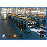 Wholesale Gutter Style Ridge Cap Roll Forming Machine Roof Flashing Profile from china suppliers