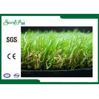 Buy cheap Yarn China Artificial Grass Synthetic Grasses 30mm Pile Height from wholesalers