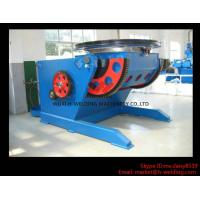 Wholesale Tank / Vessel Auto Welding Positioners VFD Control Self Adjustable Table With Foot Switch from china suppliers