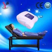 Wholesale 3 in 1 infrared lymph drainage pressotherapy EMS slimming machine (YLZ-M501) from china suppliers