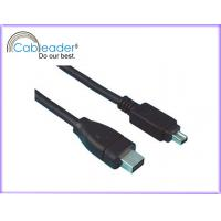 Wholesale 1394 Firewire cables 4pin Male to 9pin Male, IEEE 1394b Cables from china suppliers
