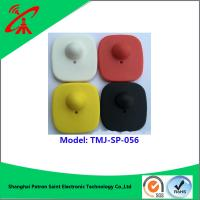 Wholesale Supermarket 8.2MHZ Eas RF Hard Tag For Clothing , Plastic Security Tags from china suppliers
