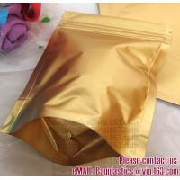Wholesale Side Gusset Bags, Quad Sealed Bags, Cookie packaging, Tea pack, Coffee pack, Oil packaging from china suppliers