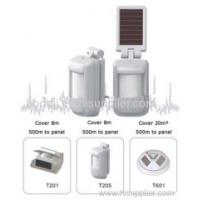 Wholesale The Solar gsm wireless home gsm alarm monitor from china suppliers