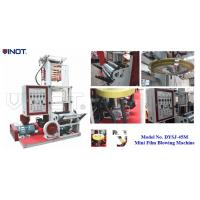 Quality Vinot Brand HDPE / LDPE Film Blowing Machine / Blown Film Extrusion Machine For Bag Art No. SJ-45M for sale