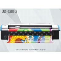 Quality Canvas Eco Solvent Wide Format Printing Machines Phaeton UD 3286Q For Vinyl for sale