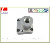 Quality Clear Anodization CNC Aluminium Machining Parts For Automatic Industrial Control System for sale