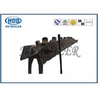 Wholesale Steel Boiler Manifold Headers / Steam Distribution Header Seamless Tubes from china suppliers