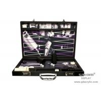 Wholesale 18 Inch Lucite Chess Backgammon Set Backgammon Board Game Complete Set from china suppliers