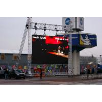 Wholesale P10 outdoor Hanging LED Display SMD , RGB External led screen USB control from china suppliers