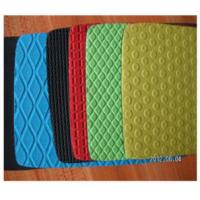Wholesale Neoprene Shark Skin Seat Covers Embossed Surface Processing Hardness from china suppliers