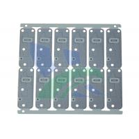 Wholesale ROHS Double Sided PCB Panel Size With HASL-LF Finished Surface from china suppliers