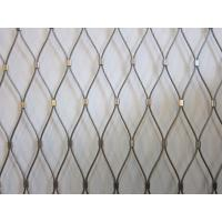 Wholesale 304 Stainless Steel Wire Rope Mesh from china suppliers