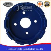 Wholesale 190mm Diamond Grinding Plate Concrete / Grinder Wheel Diamond Grinding Tools from china suppliers