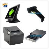 Buy cheap Stronger Stabilization Android Pos Cash Register 4GB 15 Inch Touch Screen from wholesalers