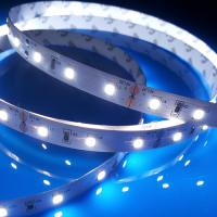 Buy cheap 60leds/m super bright SMD2835 led lighting strips 6600lm 6000k - 6500K Cold White from wholesalers