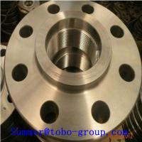 Wholesale Copper-nickel alloy flanges CuNi 70/30 Welding Neck Flange 600LB from china suppliers
