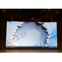 Buy cheap SMD 2020 Stage LED Screen Exquisite Image Effect With Quick Assembly from wholesalers