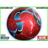 Wholesale Standard Size 1 2 3 4 5 Soccer Balls Leather Machine Promotional Footballs Soccerballs from china suppliers