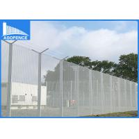 Wholesale 2.5m Height Anti Climb Fence Powder Painted , Garden Security Fencing from china suppliers