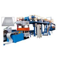 Quality Garage Doors Panel Shutter Door Roll Forming Machine Automatic Feeder for sale