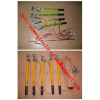 Wholesale Earth rods set with wire and earth pin from china suppliers