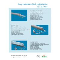 Wholesale T8 elevator shaft lights,waterproof version, hang on in the well from china suppliers