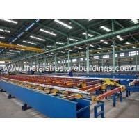 Wholesale Steel Frame Prefab Metal Building Homes And Workshop Painted Or Galvanized from china suppliers