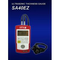 Wholesale SA40EZ Miniaturized Ultrasonic Thickness Gauge 0.7mm - 300.0mm Pulse Echo with Dual Probe from china suppliers