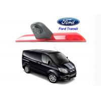 Wholesale Brake Light Rear View Camera For Ford Transit / Waterproof / Night Vision from china suppliers