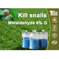 Wholesale 108-62-3 Metaldehyde 6% G Pesticides For Agriculture Control Of Slugs And Snails from china suppliers