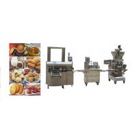 Wholesale Jam Brownie Cookie Production Line for Pistachios Filled Biscuit from china suppliers