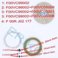 Wholesale ERIKC F00VC99002 + F00VC05008 bosch Common rail injector ball set repair kits F00V C99 002 DIESEL auto part FOOVC05001 from china suppliers