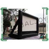 Wholesale Commercial Outdoor Inflatable Projector Screens / Airscreens from china suppliers