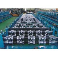 Wholesale Galvanized Steel Roofing Sheet Roll Forming Machine For Two Roof Wall Panel Profiles from china suppliers